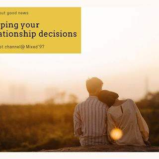 Relationship Dessions