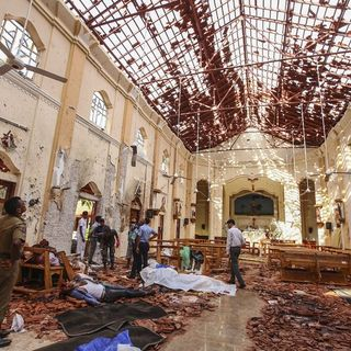 Panel discussion on SRI LANKA EASTER BOMBINGS