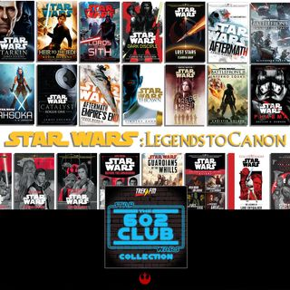 Star Wars: Legends to Canon