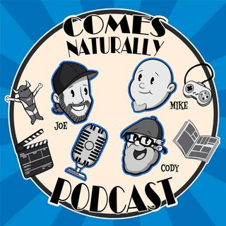 Comes Naturally Podcast Presents - The Awesome with C.O.D.Y.: Pan's Labyrinth