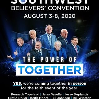 Kenneth Copeland Southwest Believers' Convention Pt 5