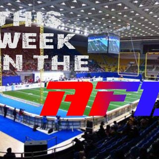 This Week in the AFL:  Chinese Arena League Week 2 Review & Week 3 Preview