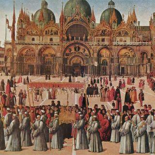 64 - La festa di San Marco a Venezia