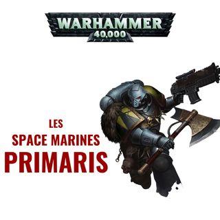 Les Space Marines Primaris