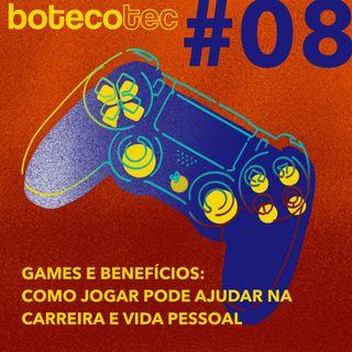 Games e benefícios: Como jogar pode ajudar na carreira e vida pessoal