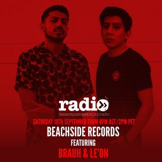 Beachside Records Radioshow Episodio #041 By Brauh & LE'ON