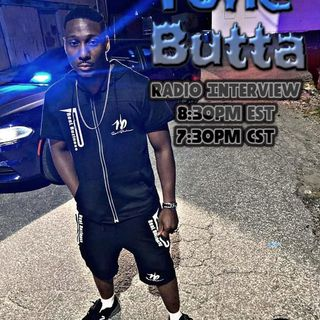 Radio Interview with Tone Butta by Del G