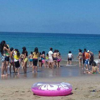 Tapatíos buscan playas a pesar de contingencia