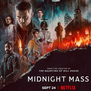 Midnight Mass recensione horror by philfree.blogspot.com (SPOILER)