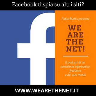 Facebook ti spia su altri siti?
