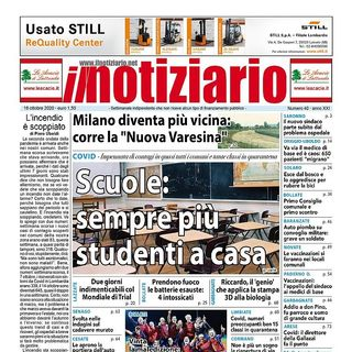 Prima pagina - venerdì 16 ottobre 2020