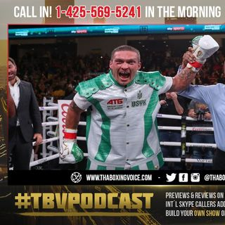 ☎️Did Oleksandr Usyk PASS✅ Heavyweight Test❓Is He Ready For a World Title😱❓