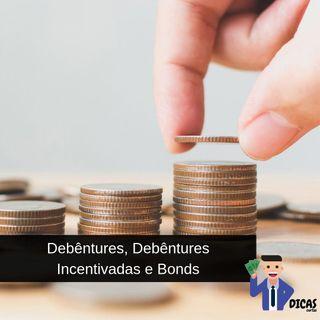 088 Debêntures, Debêntures Incentivadas e Bonds