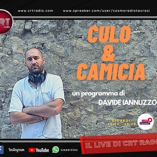 CULO & CAMICIA 30.09.2021