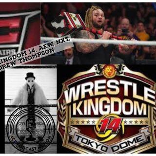 Wrestle Kingdom 14 | WWE TLC | Wrestling News Round Up #18