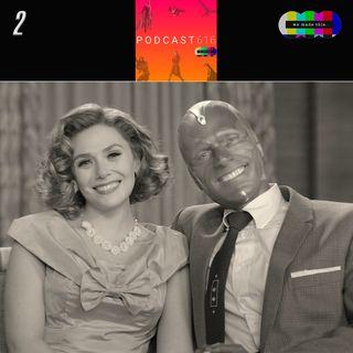 2. WandaVision: Episodes 1 & 2