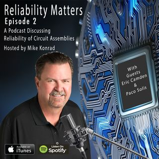 Episode 2- When Failure Happens - An interview with Failure Analysis Investigators
