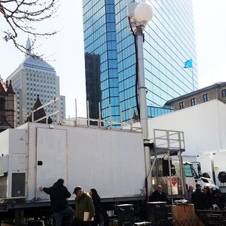 Mobile Cell Towers To Aid Public Safety Communication At Boston Marathon
