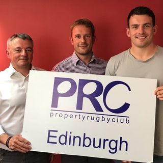 Episode 7- Scotland International Matt Scott and Ian Gray of ACE Property discuss all things property and rugby.