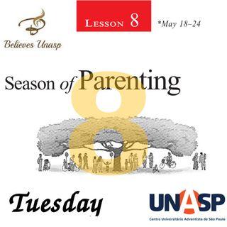 Sabbath School May-21 Tuesday