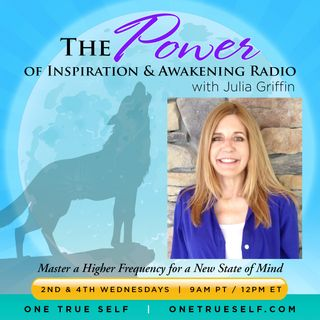 Special Guest Host Julia Griffin-Listening to the Body, Finding Peace, and Eliminating Stress with  Ann Brode