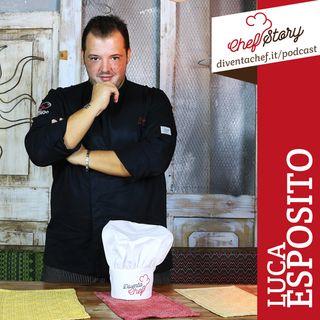 """Ep 05 - Intervista a  Luca Esposito - Chef de """"La Locanda del Testardo"""""""