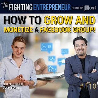 How To Monetize a 30,000 Facebook Group... Feat. Josh Forti