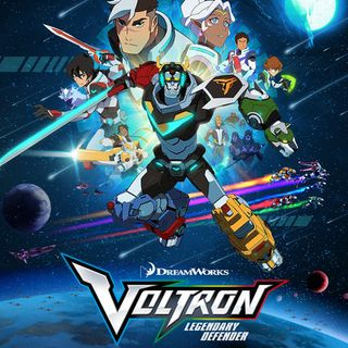 TV Party Tonight: Voltron: Legendary Defender (season 8)