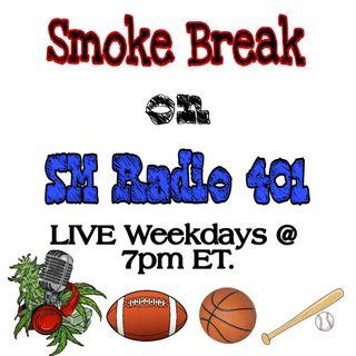 Smoke Break (10/18/21)
