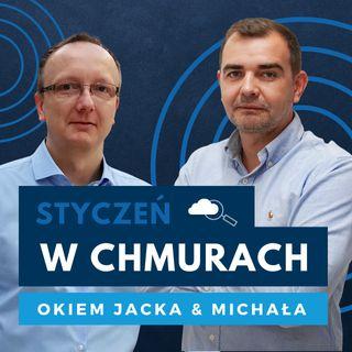 Odc. #6 | Chmura w Polsce wg. Eurostatu i afera #AWS - #Parler.