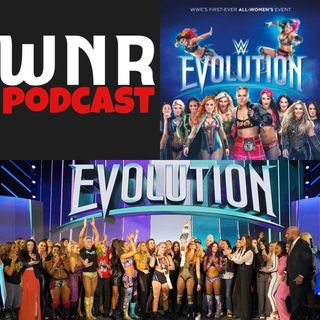 WNR187 WWE EVOLUTION