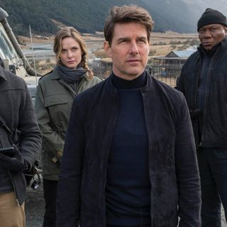 Mission Impossible & Teen Titans 2018-07-26