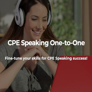 CPE Speaking and Giving Full Answers to Questiosn