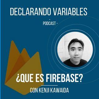 ¿Que es Firebase? | E11