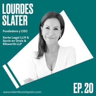 Episodio 20: Innovación y nuevos marcos de trabajo. Lean aplicado a la abogacía con Lourdes Slater