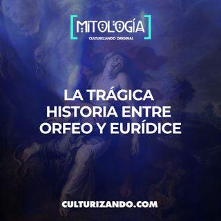 La trágica historia entre Orfeo y Eurídice, un amor que conmovió a Hades • Mitología - Culturizando