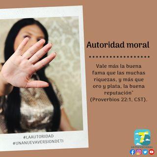 16 de noviembre - Autoridad moral - Una Nueva Versión de Ti 2.0 - Devocional de Jóvenes