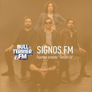 """SignosFM #588 con Enjambre presentando """"Siempre Tú"""""""