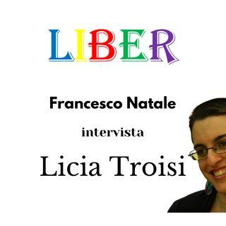 Francesco Natale intervista Licia Troisi   Tra fantasy e realtà   Liber – pt.11