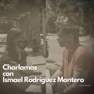 """""""El precio de dos vidas"""" - Entrevistamos a Ismael Rodríguez Montero"""