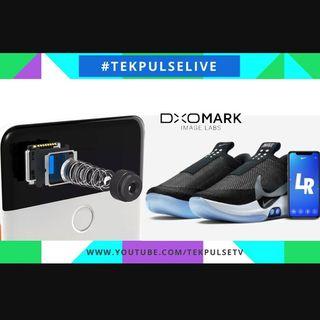 Cuál es el móvil con la mejor selfie-cámara_ y los tenis inteligentes de Nike hoy en #TekPulseLive
