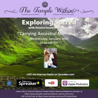 Carrying Ancestral Memories