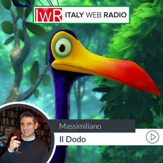 Il Dodo con Massimiliano Romano