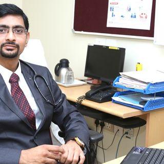 Gastroenterologist in Pune - Dr. Prasad Bhate
