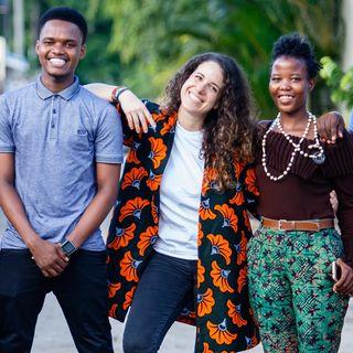 Alla moda della Tanzania