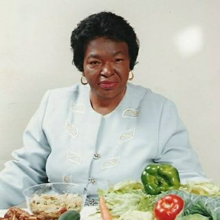 Ms. Rhudine W. Robinson discusses her cookbook on #ConversationsLIVE