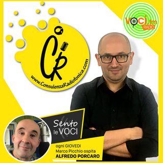 """""""L'ascolto radiofonico in auto"""" - ALFREDO PORCARO su VOCI.fm RADIO"""