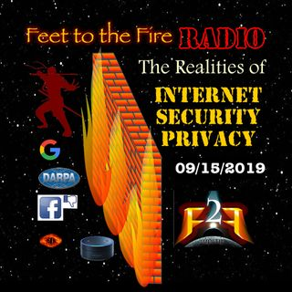 F2F Radio  - Internet Privacy & Security Expectations & Defenses