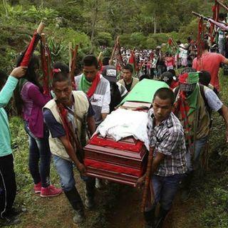 Qué está pasando con los líderes sociales en Colombia III