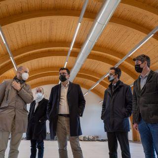 Università di Vicenza: si lavora alle finiture per aprire il nuovo polo in autunno